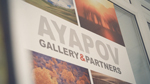 Презентация Ayapov Gallery&Partners - HP Latex - 2013 г. Казахстан, Астана